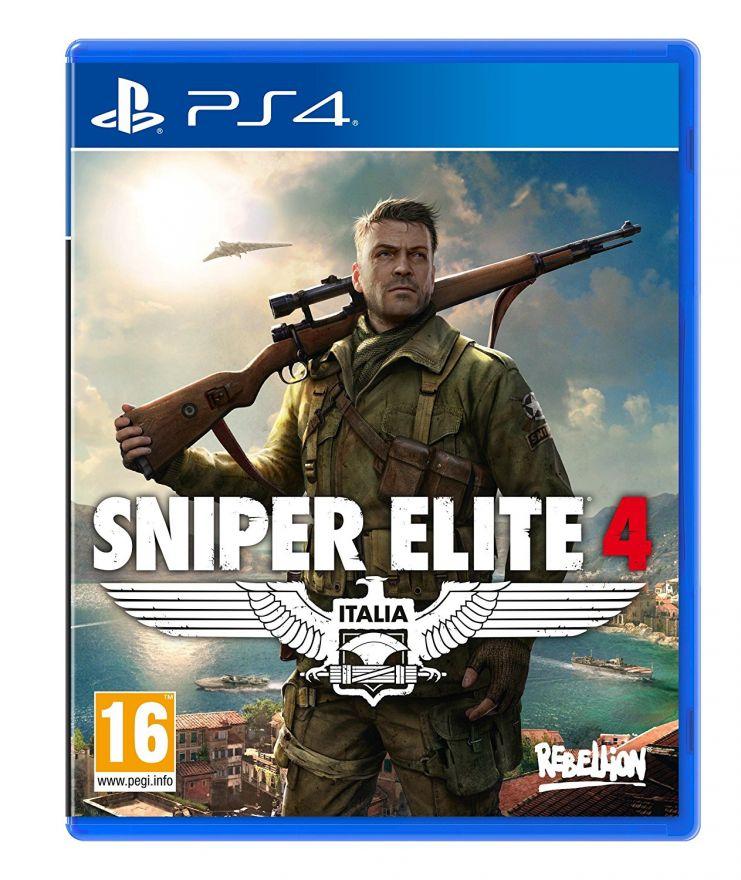 Игра Sniper Elite 4 (PS4, русская версия)