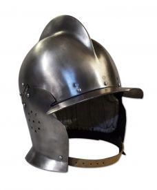 Шлем Бургиньот. Модель №2.
