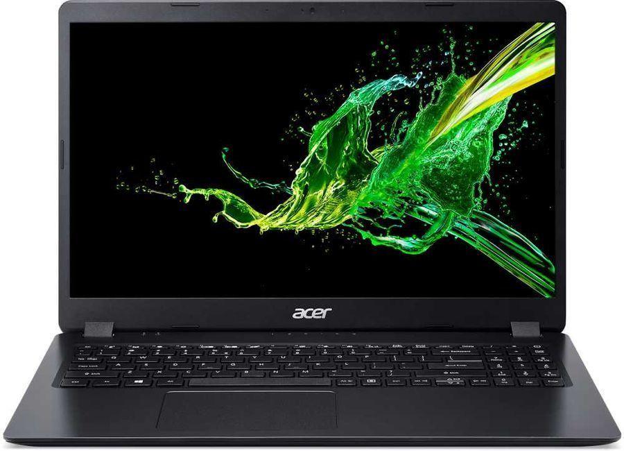 """Ноутбук ACER Aspire 3 A315-42G-R6RC Черный  (Ryzen 5 3500U/4Gb/SSD 256Gb/AMD Radeon 540X 2Gb/15,6"""" FHD/BT Cam/Linux)  (NX.HF8ER.02E)"""