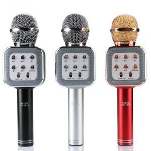 Караоке микрофон WS-1818 беспроводной