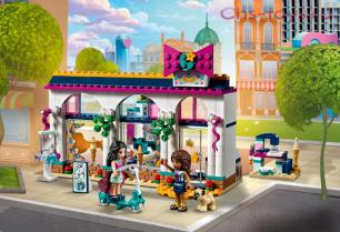 Конструктор LEPIN Friends Магазин аксессуаров Андреа 01066 (Аналог LEGO Friends 41344) 329 дет