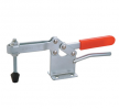Зажим механический с горизонтальной ручкой усилие 400 кг, прижим 110мм, база 79мм GOOD HAND GH-200-WLH