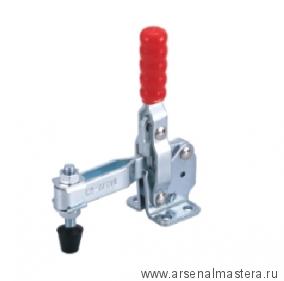 Зажим механический с вертикальной ручкой усилие 91 кг, база 23мм GOOD HAND GH-12050