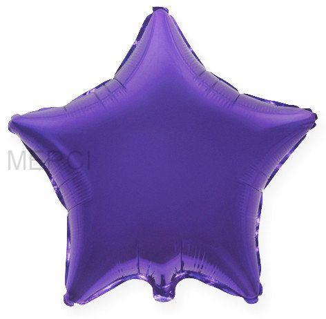 БОЛЬШАЯ ЗВЕЗДА фиолетовый