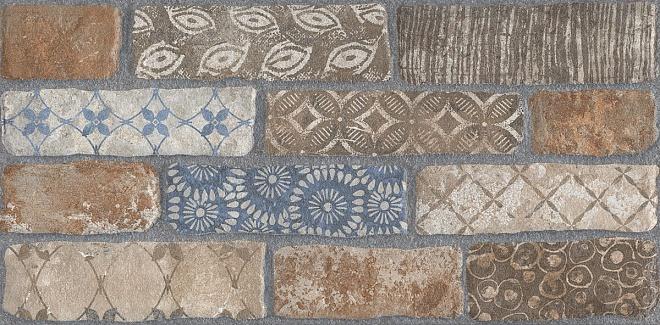 SG250700R | Кампалто декорированный обрезной