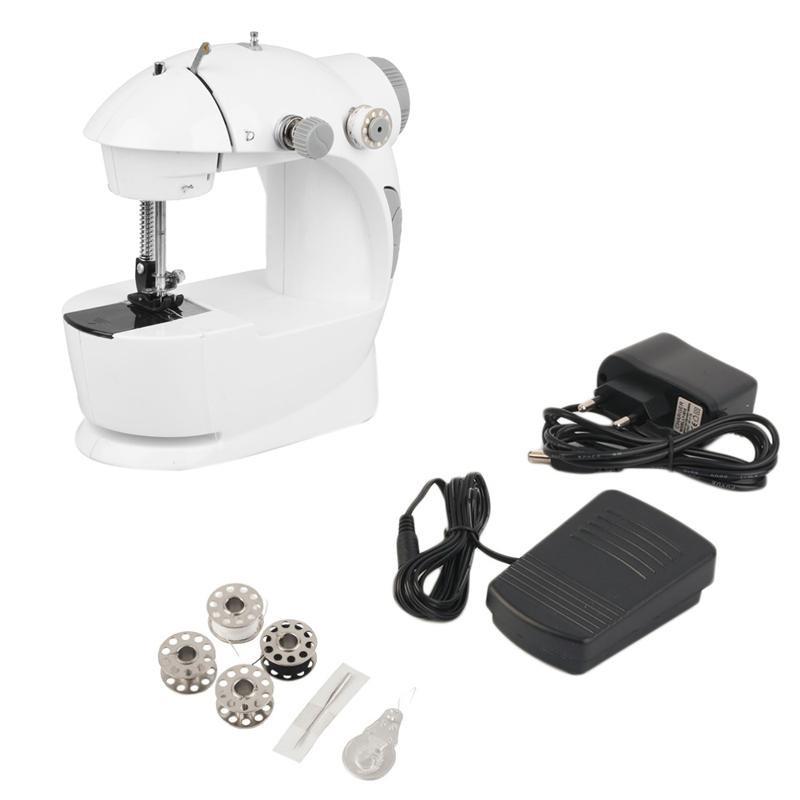Портативная Мини швейная машина 4в1 Mini Sewing Machine