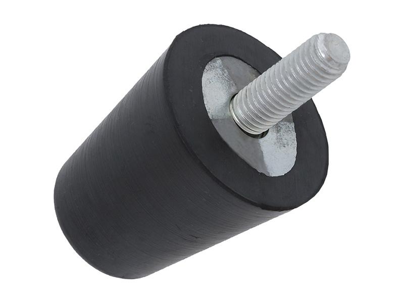 Резиновый отбойник D43 H-50, М10х27 (конический) (Арт.: 1964)