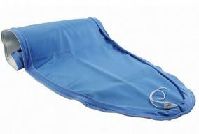 Комплект чехлов MIE (основной и рукавной) на гладильную систему Maxima (синий)/(серебристый)