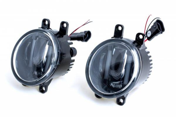 Комплект врезных светодиодных противотуманных фар 30W TOYOTA