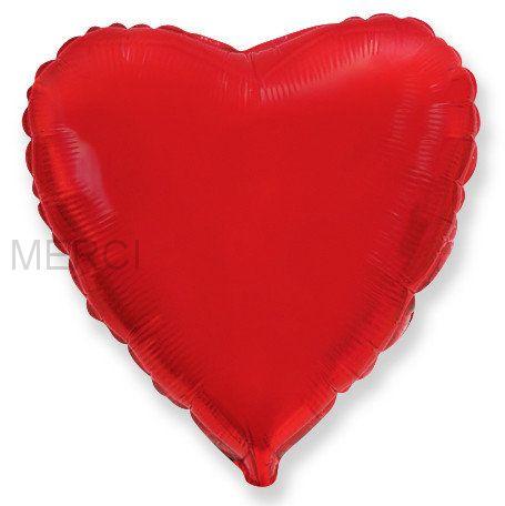 Сердце КРАСНЫЙ