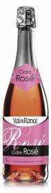 Сидр игристый Val de Rance Rose (Вал де Ранс Розовый) 750мл