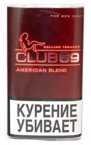 Сигаретный табак Mac Baren Club 69 American Blend 40 гр.