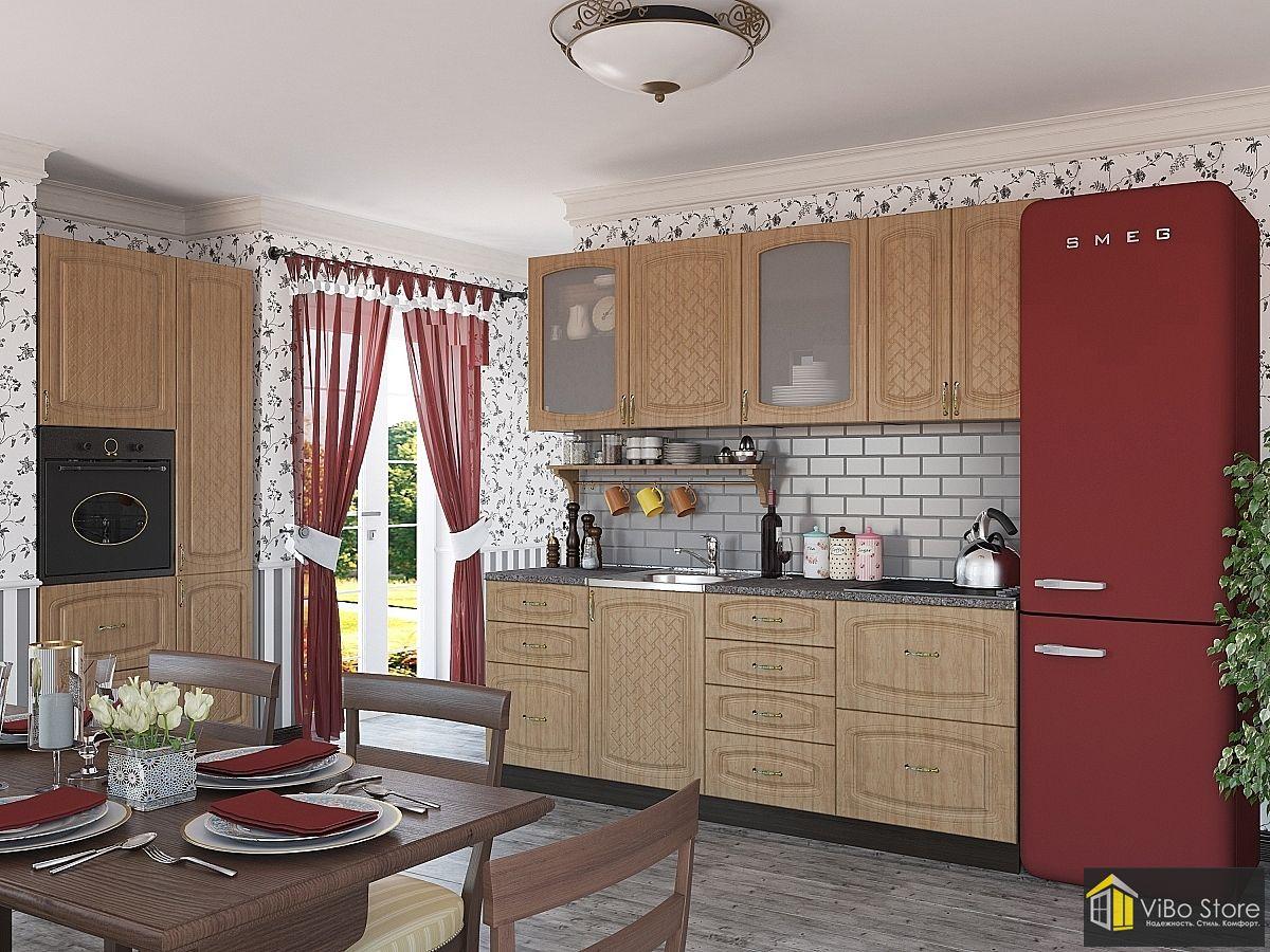 Модульная кухня современная классика