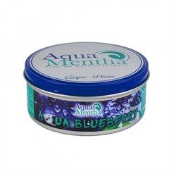 Табак для кальяна Aqua Mentha-Aqua Blueberry 250г