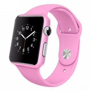 Умные часы Smart Watch W8, Розовый