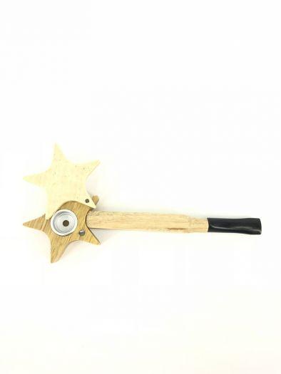 Трубка деревянная Звезда