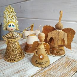 Ангелы из бересты