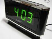 VST-721-4 Электронные сетевые часы