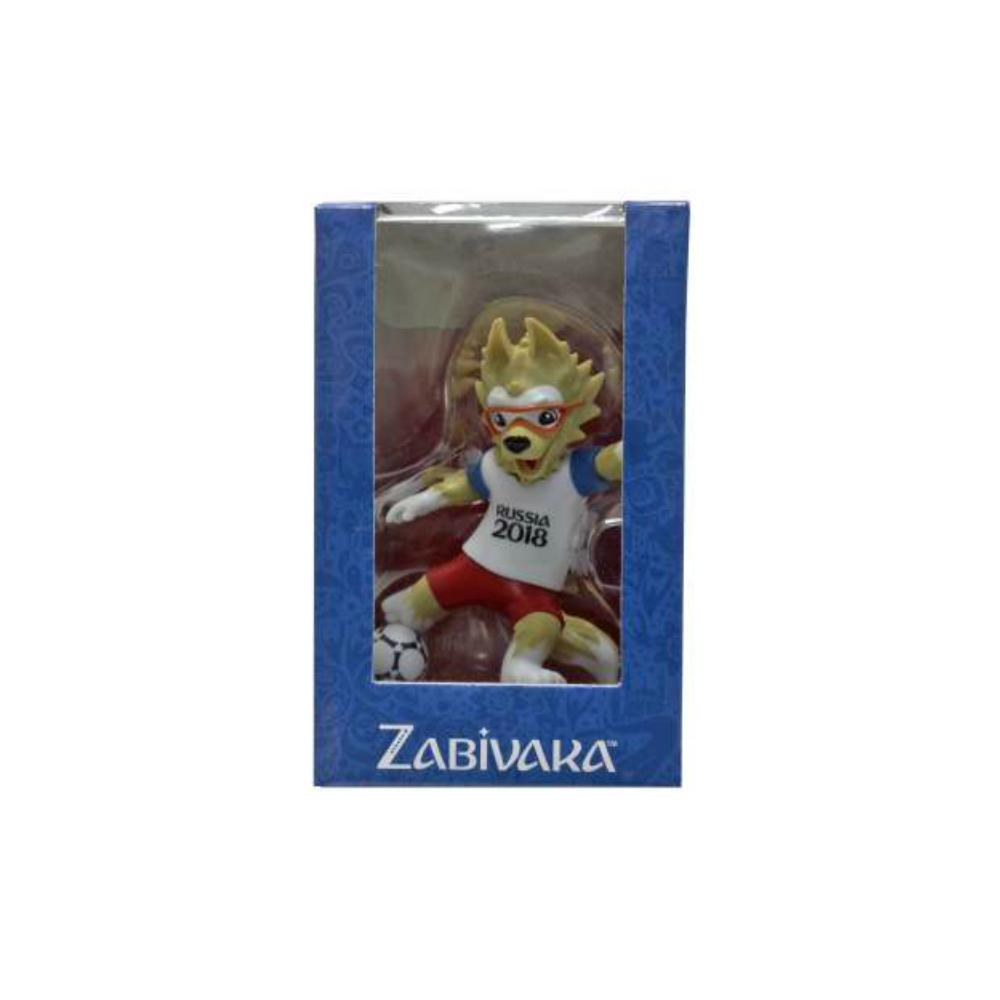 FIFA-2018 фигурка Zabivaka Kicking 9 см в подарочной коробке