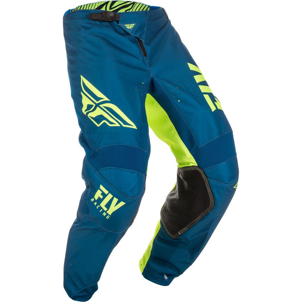 Fly - 2019 Kinetic Shield Navy /Hi-Viz штаны, Hi-Viz-синие