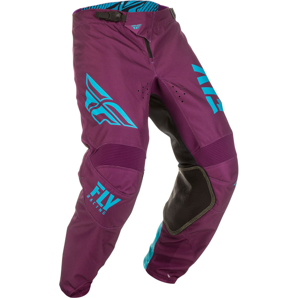 Fly - 2019 Kinetic Shield Port/Blue штаны, фиолетово-синие