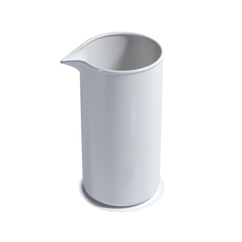 Фарфоровый химический стакан №8, 125/205мм ( 2000мл)