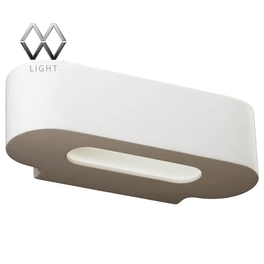 Настенный светильник De Markt Барут 499022701
