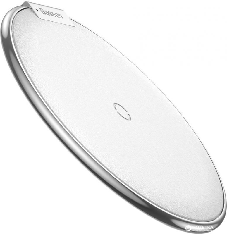 Беспроводное ЗУ Baseus iX Desktop Wireless Charger Белая (WXIX-0S)