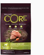 CORE Корм со сниженным содержанием жира из индейки для взрослых собак средних и крупных пород 10 кг