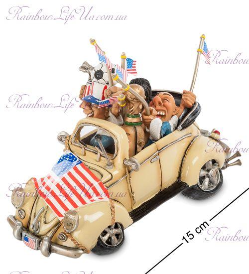 "Машина USA Fan-Attics ""W.Stratford"""