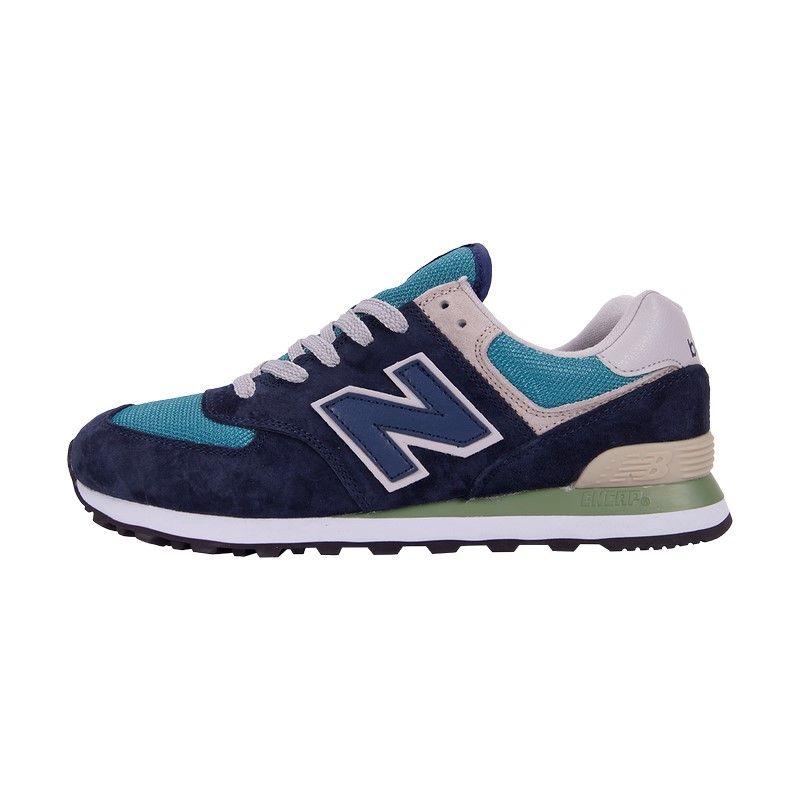 Кроссовки New Balance 574 синие