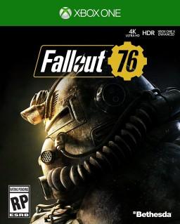 Игра Fallout 76 (Xbox One)