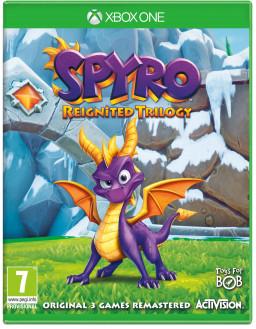 Игра Spyro Reignited Trilogy (Xbox One)