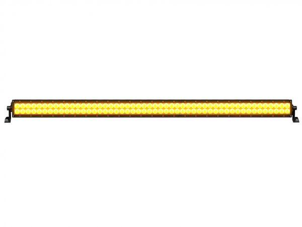 Двухрядная светодиодная балка янтарного света 300W COMBO ALO-50-P4E4A