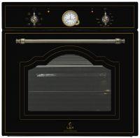 Электрический духовой шкаф LEX EDM 6070C BL CHAO000363
