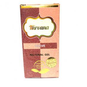 OLIVE NATURAL OIL, Nirvana (ОЛИВЫ НАТУРАЛЬНОЕ МАСЛО для наружного применения, Нирвана), 30 мл.