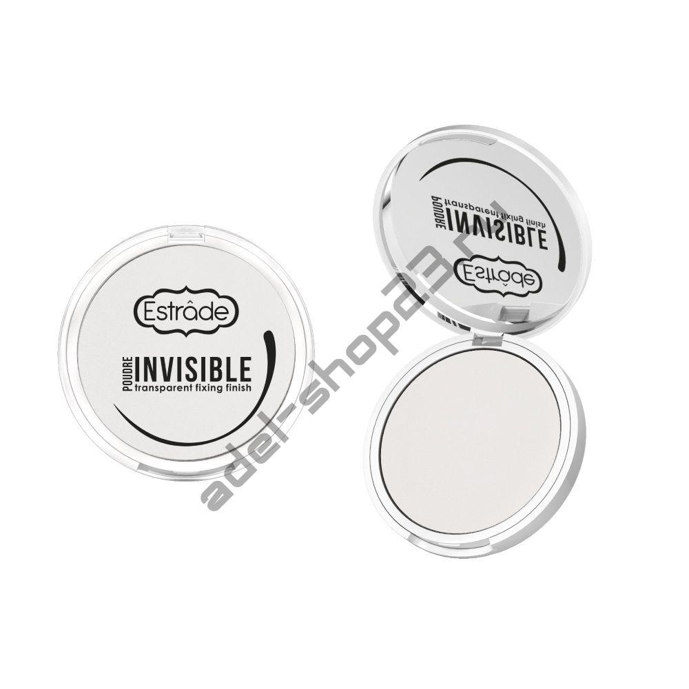 ESTRADE - Пудра-финиш Invisible 100 прозрачный