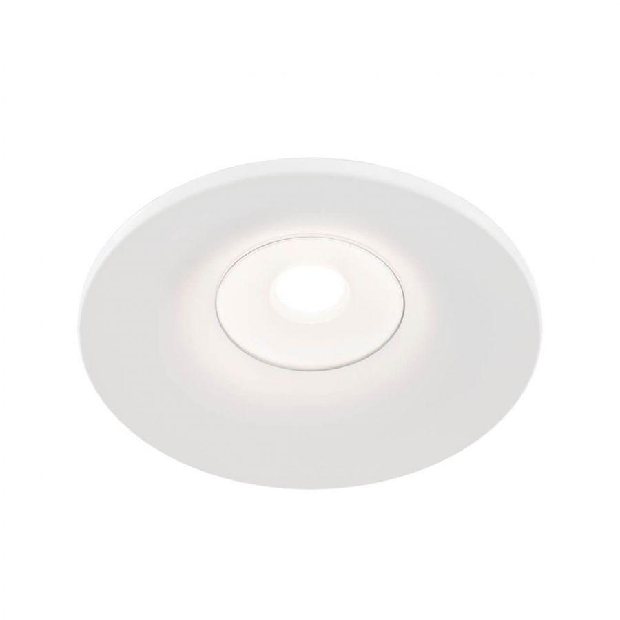 Встраиваемый светильник Maytoni Barret DL041-01W