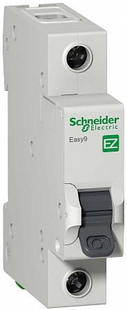 SE EASY 9 Автоматический выключатель 1P 16A (C)