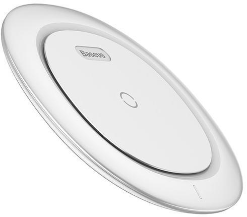 Беспроводное зарядное устройство Baseus UFO Desktop Wireless Charger Белый (WXFD-02)