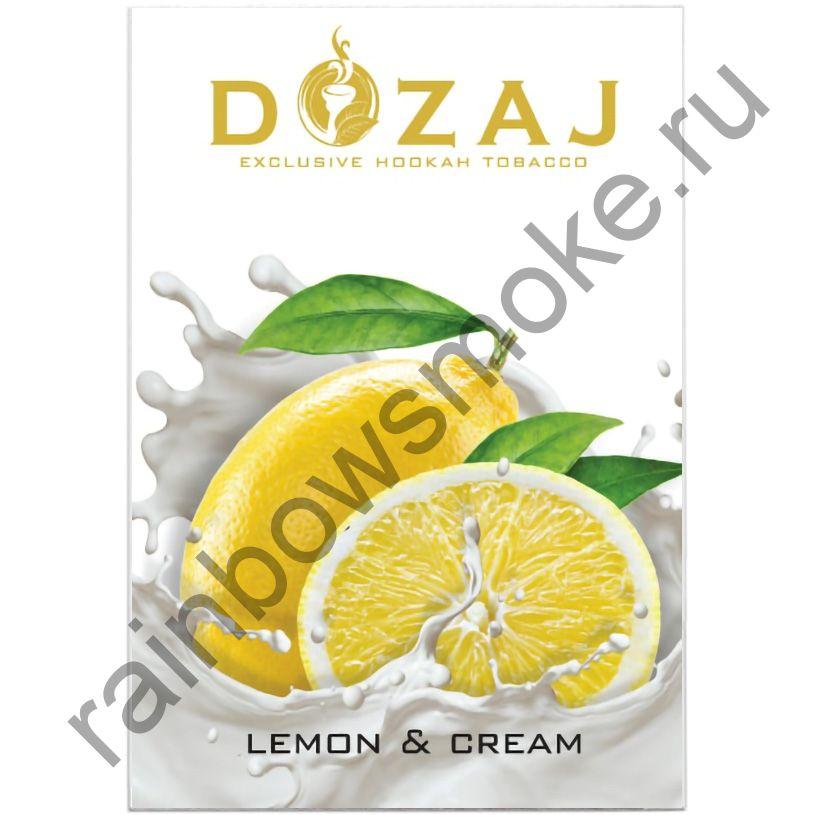 Dozaj 50 гр - Lemon & Cream (Лимон со Сливками)