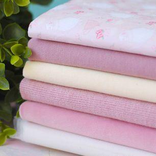 Набор тканей для пошива Уютное чаепитие