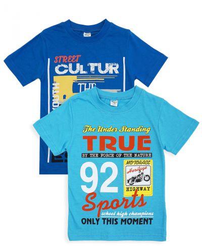 Футболка для мальчика Dias kids 4-8 лет True 92