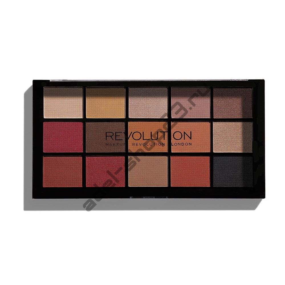 Revolution - Re-Loaded Palette - Iconic Vitality