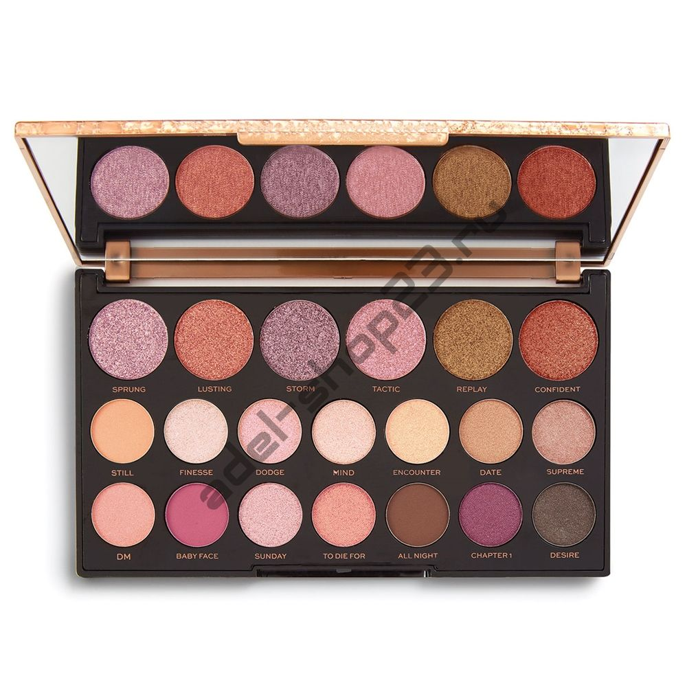 Revolution - Jewel Collection Eyeshadow Palette Deluxe