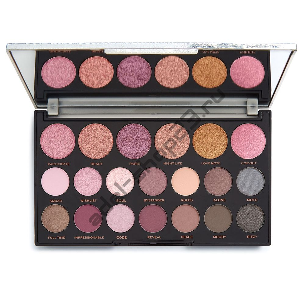 Revolution - Jewel Collection Eyeshadow Palette Opulent
