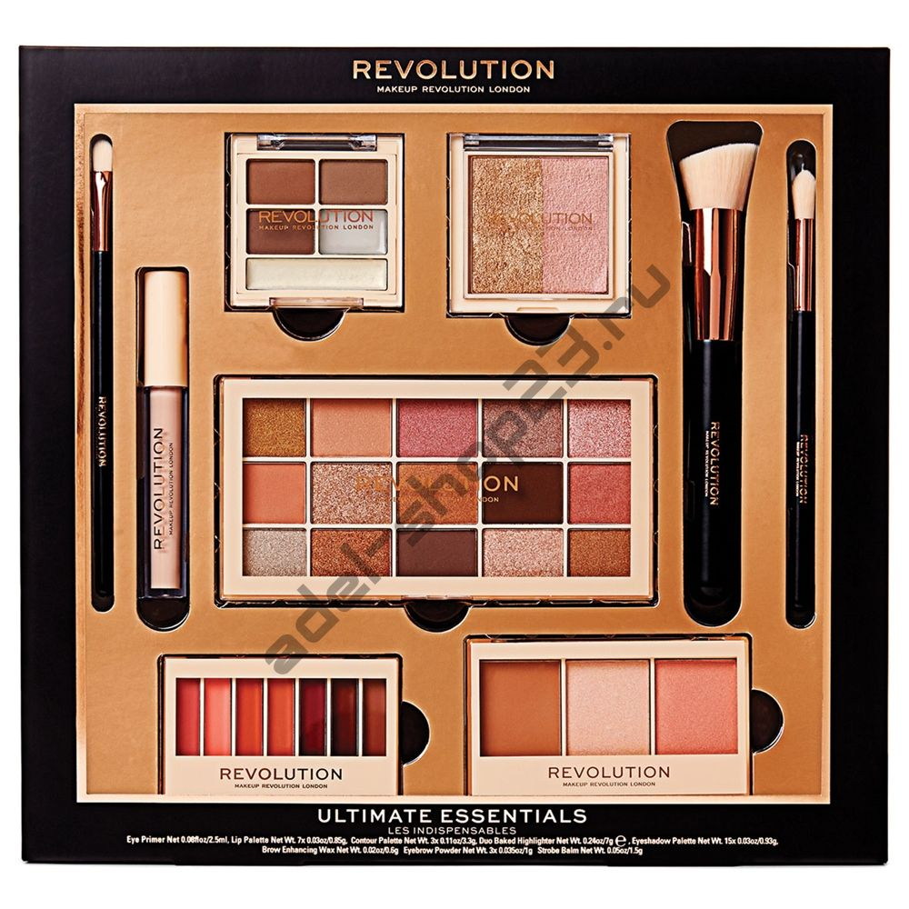 Revolution - Ultimate Essentials