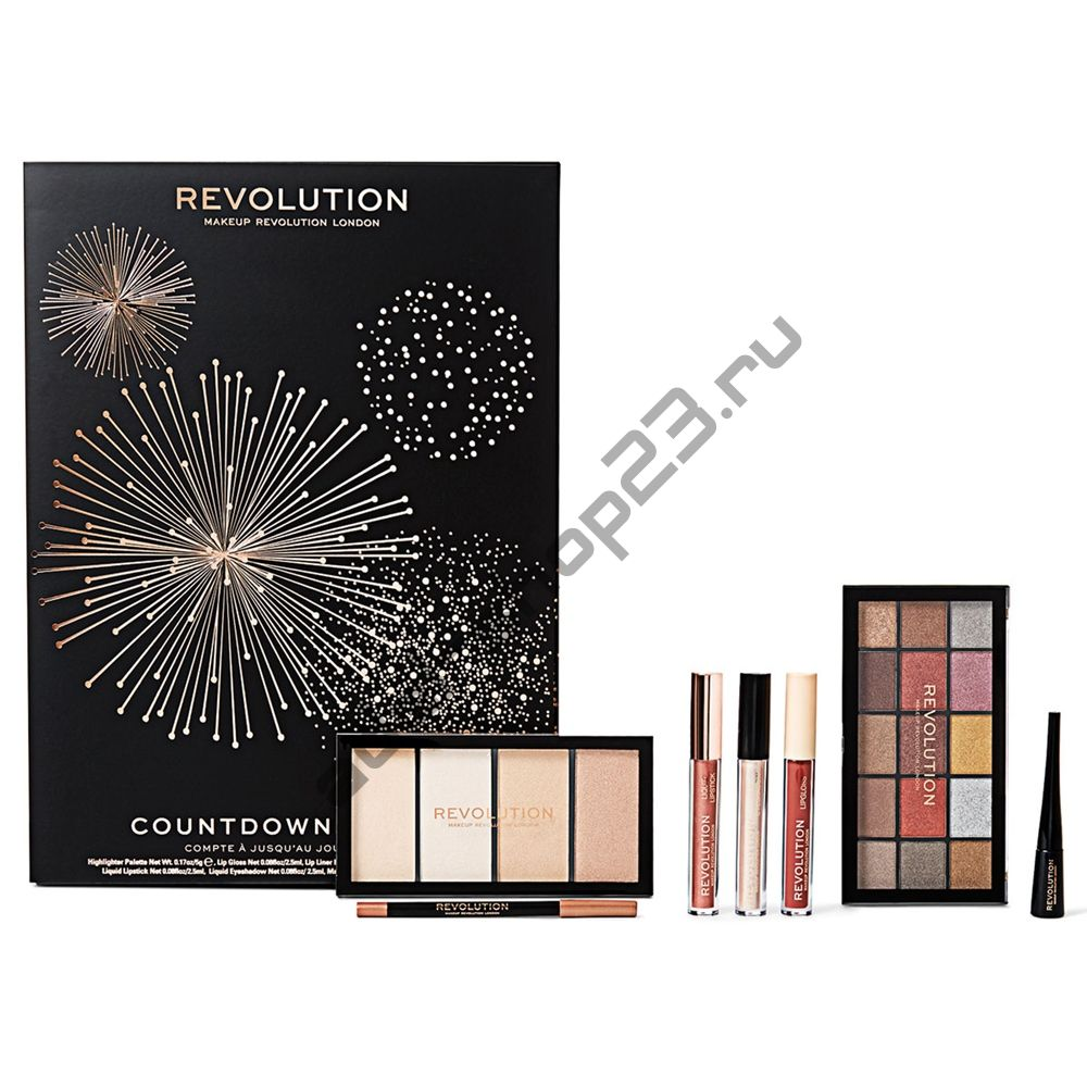 Revolution - NYE Countdown Calendar