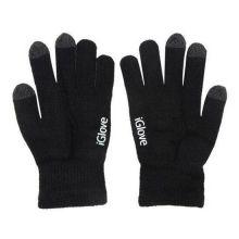 Перчатки iGlove для работы с емкостными экранами, Чёрный