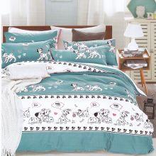 Комплект постельного белья Сатин  KARNA 1,5-спальный детский Арт.467/22-1